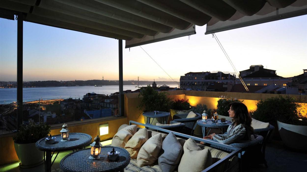 Hotel Tejo Lisbon Restaurant