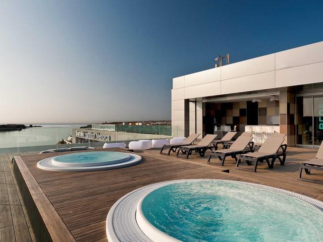 H tels de luxe en espagne h tels de charme avec spa for Boutique hotel minorque