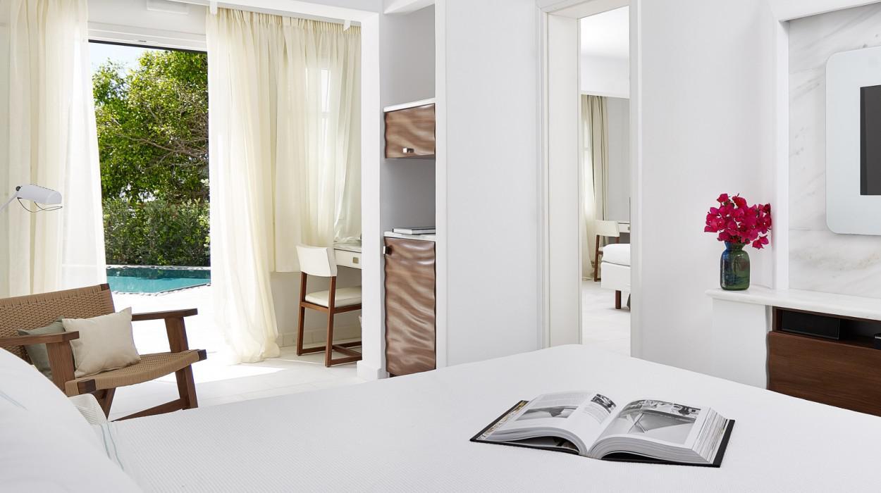 Belvedere Mykonos - Hotel Rooms & Suites