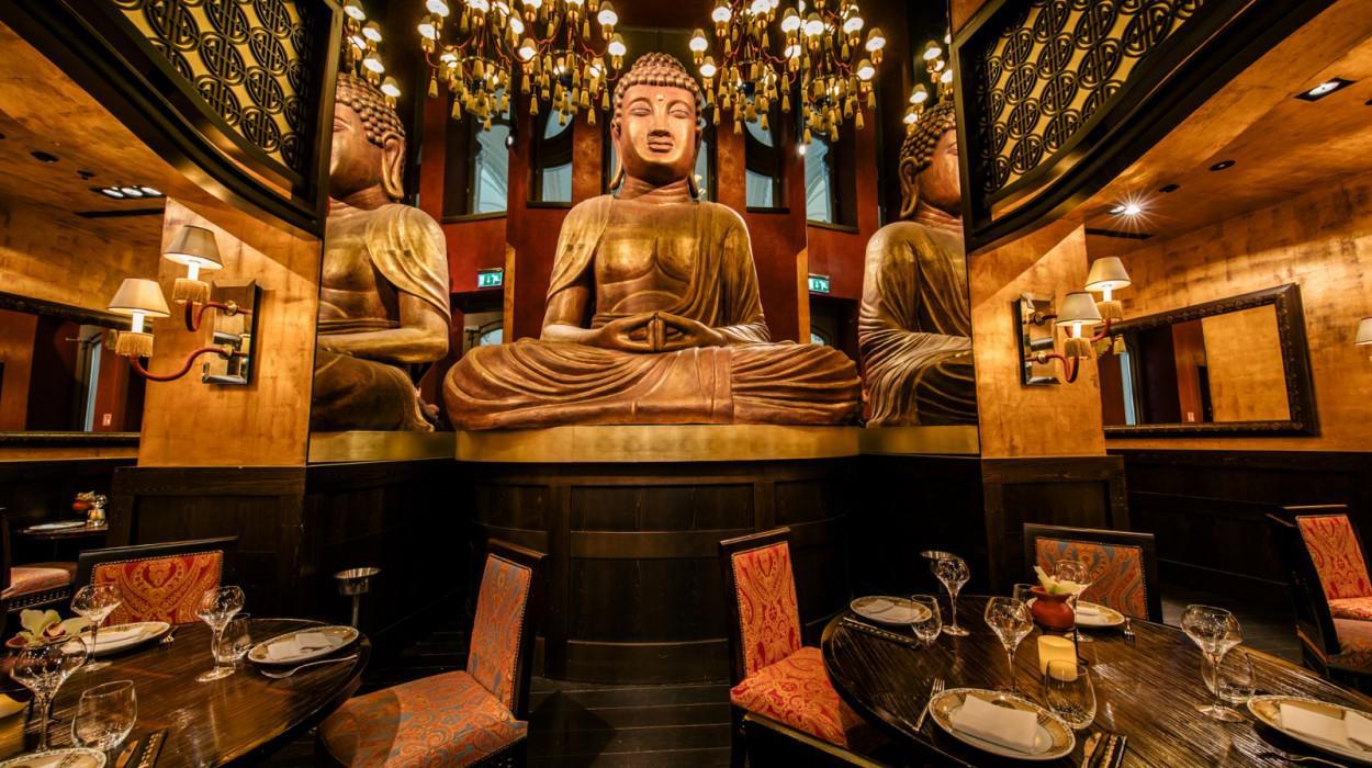 Buddha-Bar Hotel Budapest Klotild Palace