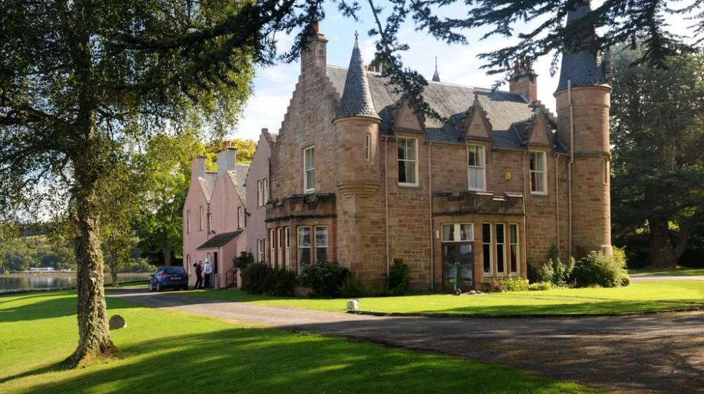 Matrimonio In Libano : Bunchrew house hotel a inverness le highlands scozzesi