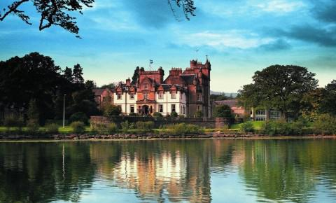 Cameron House on Loch Lomond