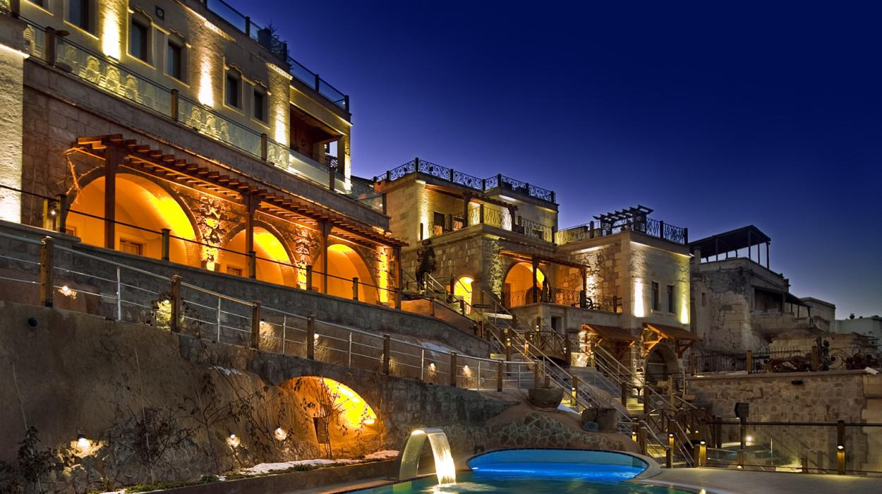 Cappadocia Cave Resort & Spa