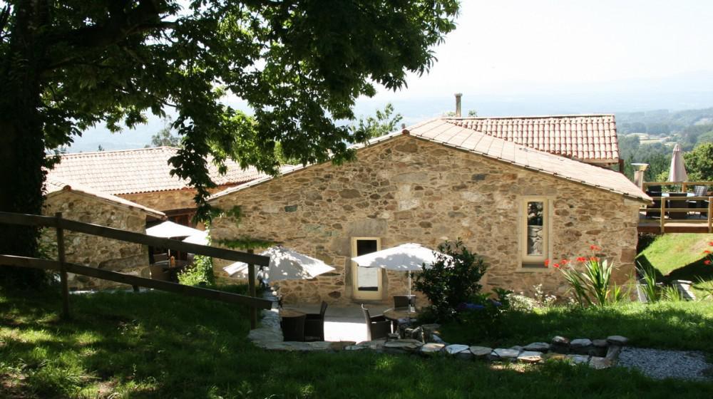 Casa camino turismo rural in palas de rei galicia - Casa rural palas de rei ...