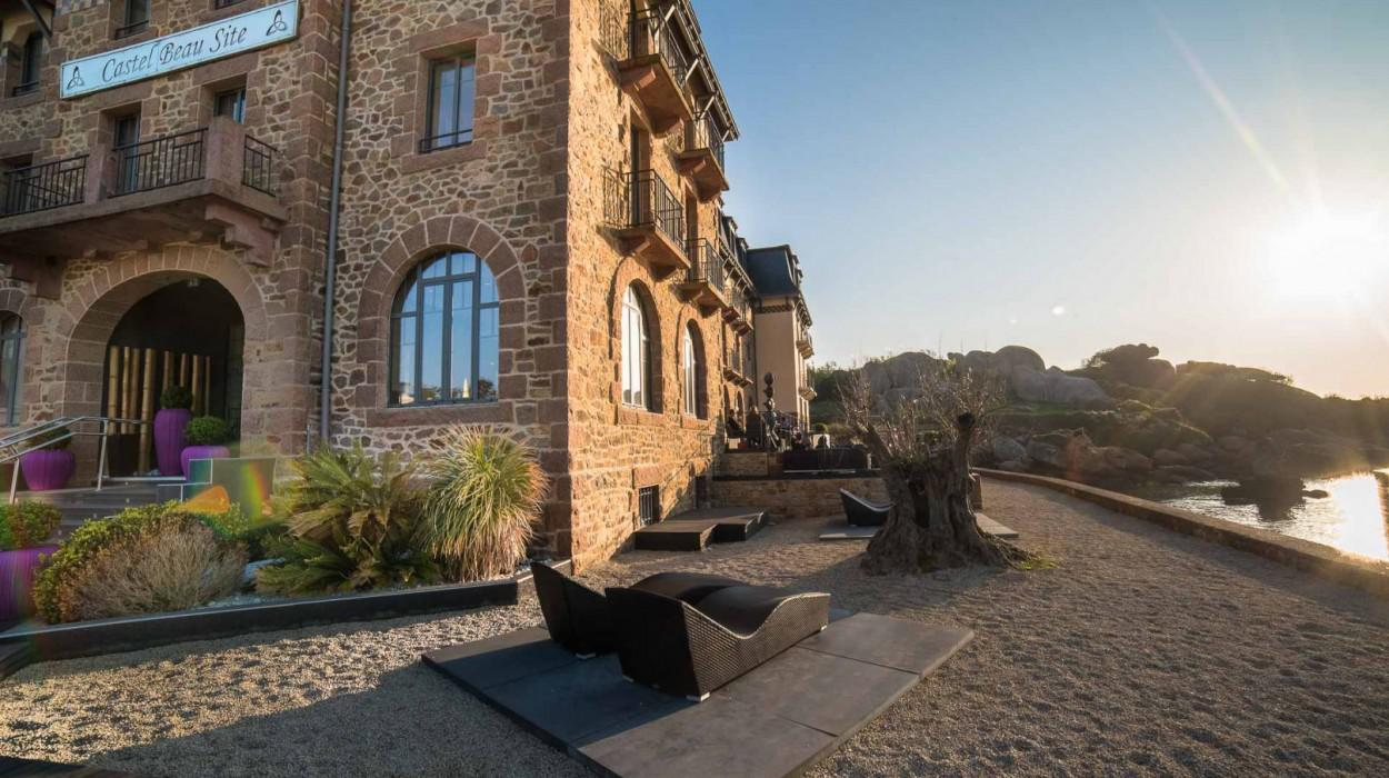 Castel Beau Site Hôtel - Spa