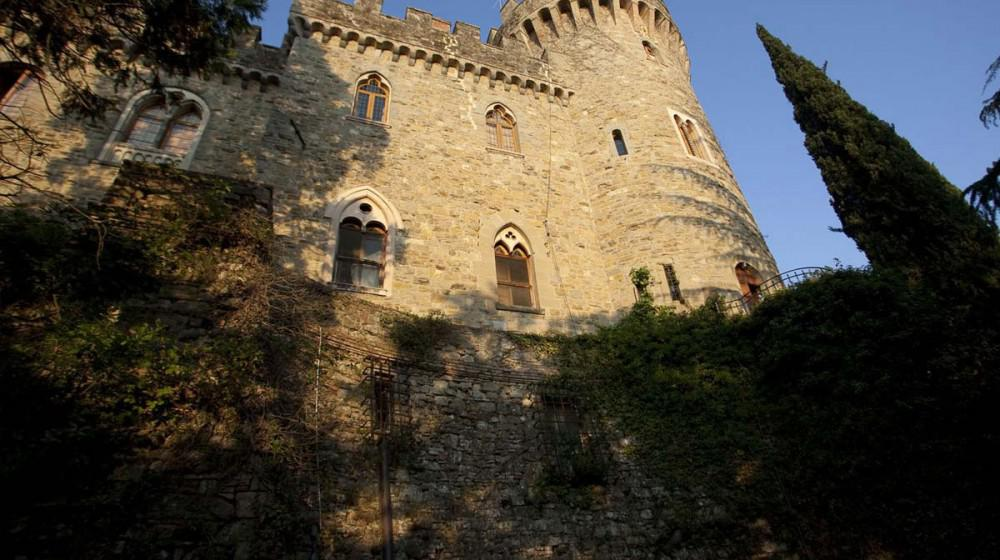 Castello dell Oscano