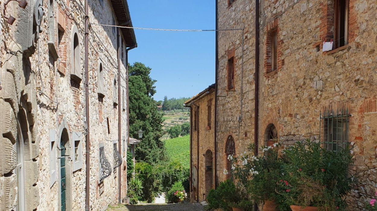 Castello di Fonterutoli