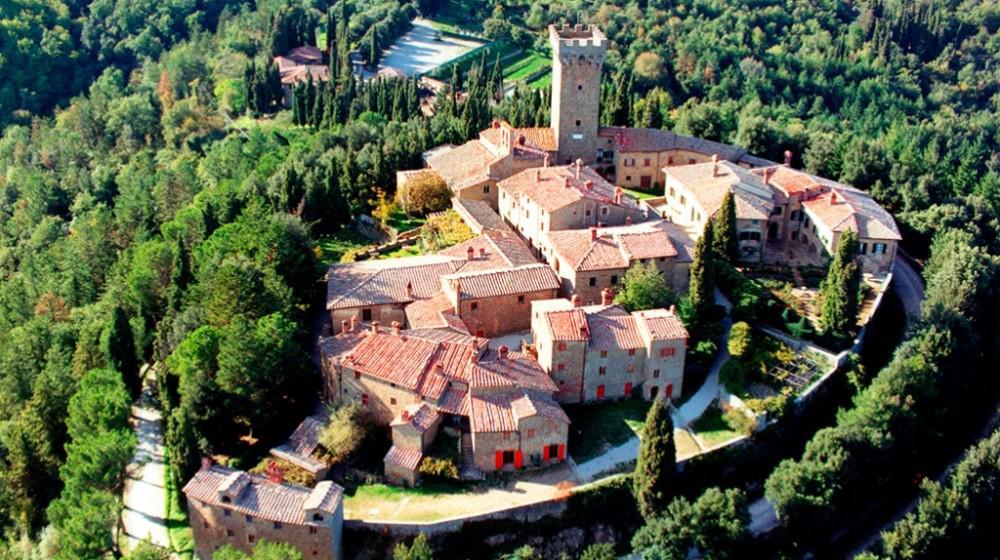 Villa Monte San Savino