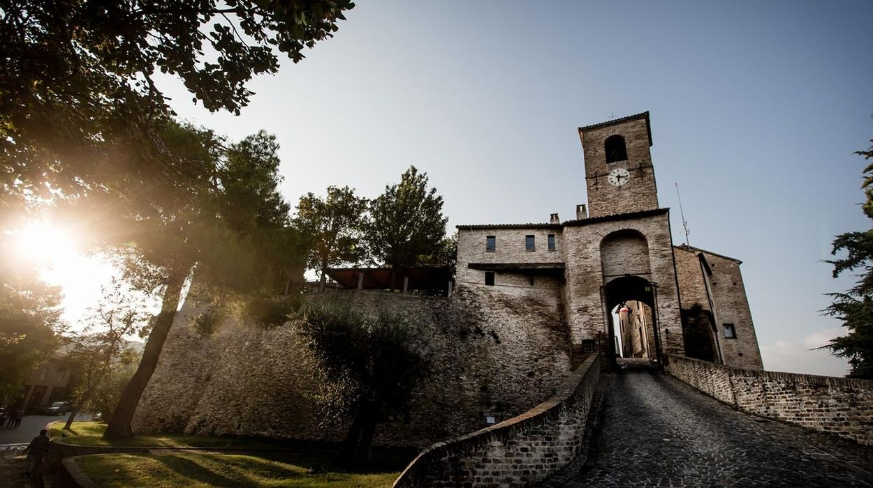 Castello di Montegridolfo Spa Resort