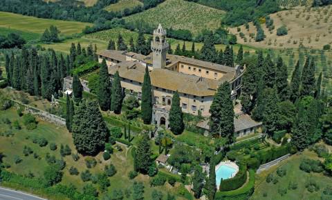 Castello di Montegufoni