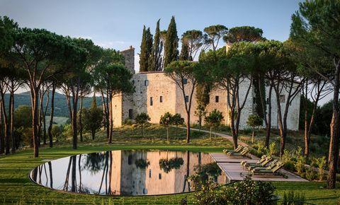 Hotel Castello di Reschio