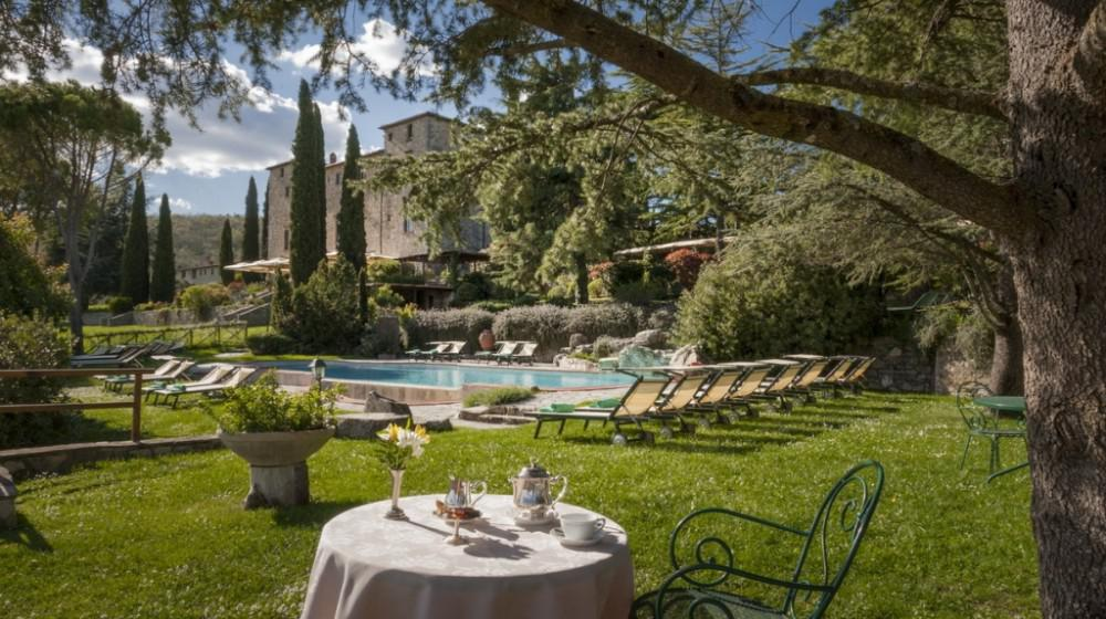Castello di Spaltenna Exclusive Resort & Spa