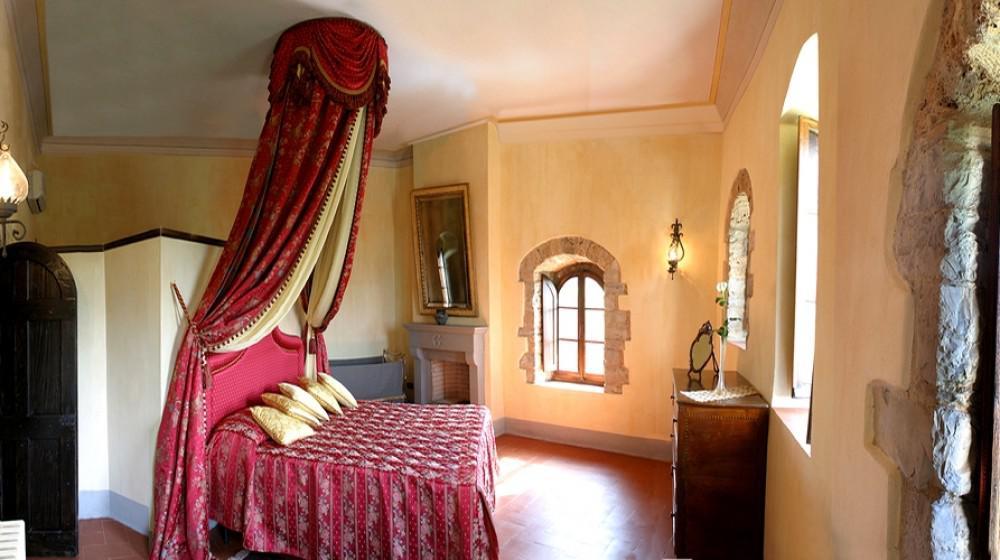 Castello di Tornano Wine & Relais