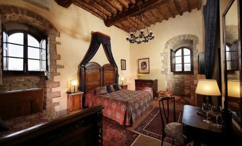 Castello di Tornano Wine & Relais a Gaiole in Chianti, Toscana