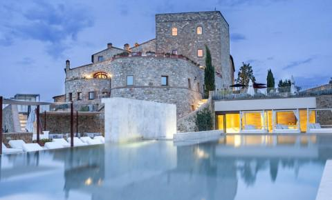 Castello di Velona Spa Resort & Winery