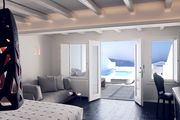 Superior Pool Suite with Caldera Sunset View