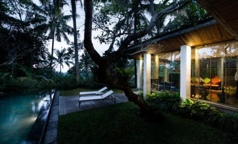 Chapung Sebali Resort And Spa In Ubud Bali