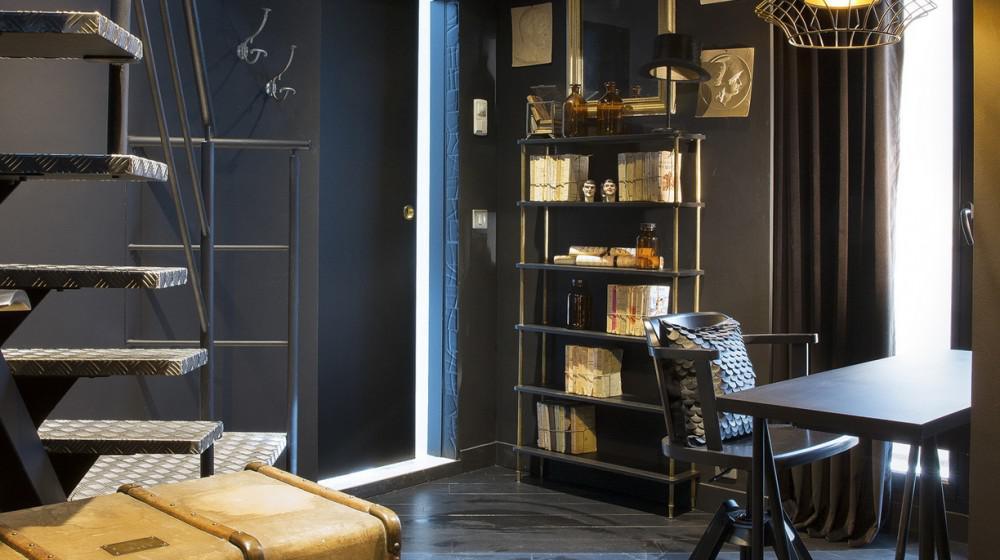 Chat Noir Design Hotel Paris Ile De France