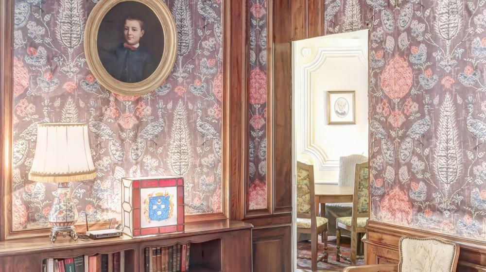 Restaurant Chateau D Ayres Meyrueis