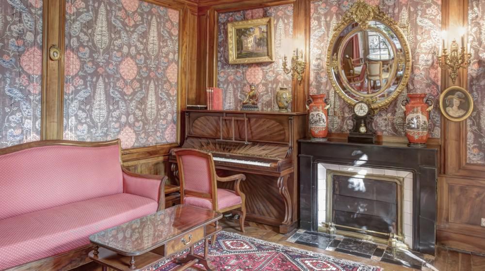 Restaurant Chateau D Ayres