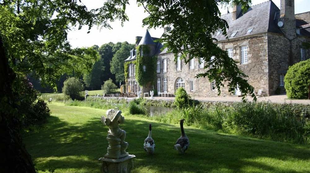 Château De La Motte Beaumanoir
