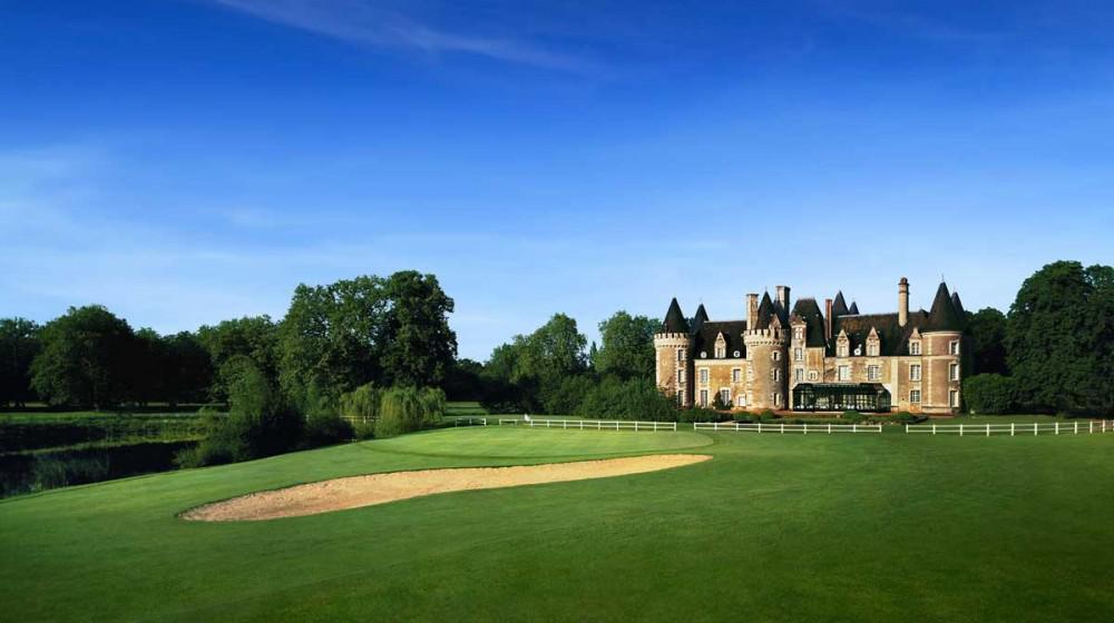 Chateau Golf Des Sept Tours In Courcelles