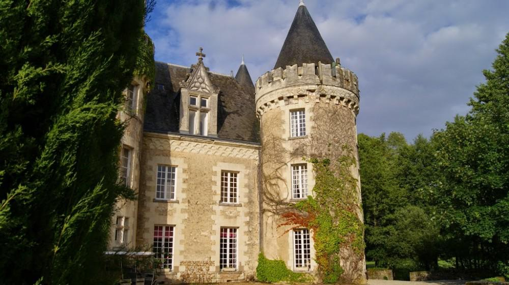 Chateau Sept Tours France