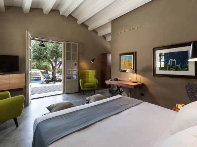 Suite Superior with private pool and sea view
