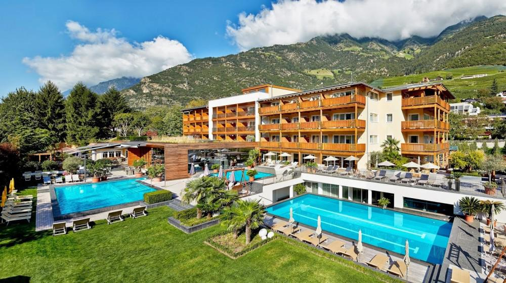 Hotels In Meran  Sterne
