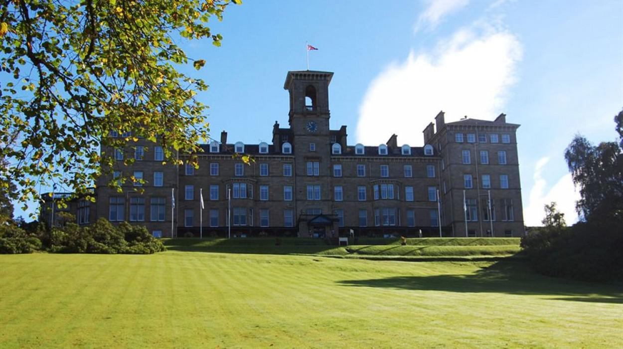 DoubleTree by Hilton Dunblane Hydro Hotel