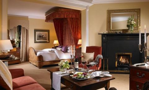 Hotel di lusso in il sud ovest dell 39 irlanda alberghi di for Palazzo in stile messicano