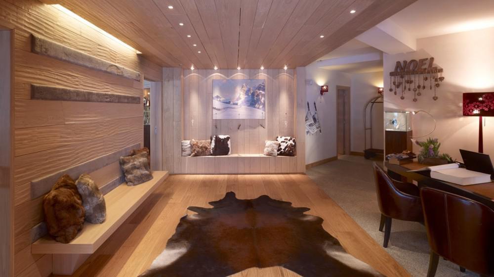 Dv chalet boutique hotel spa in madonna di campiglio for Soggiorni da sogno