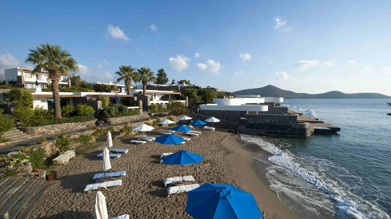 Elounda Beach Hotel Villas In