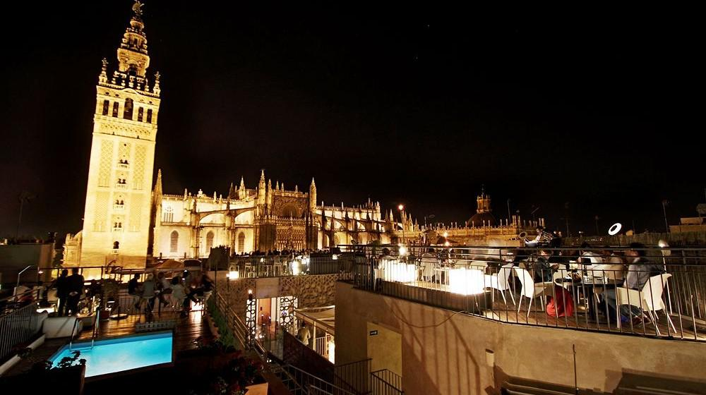 Eme Catedral Hotel In Seville Andalusia