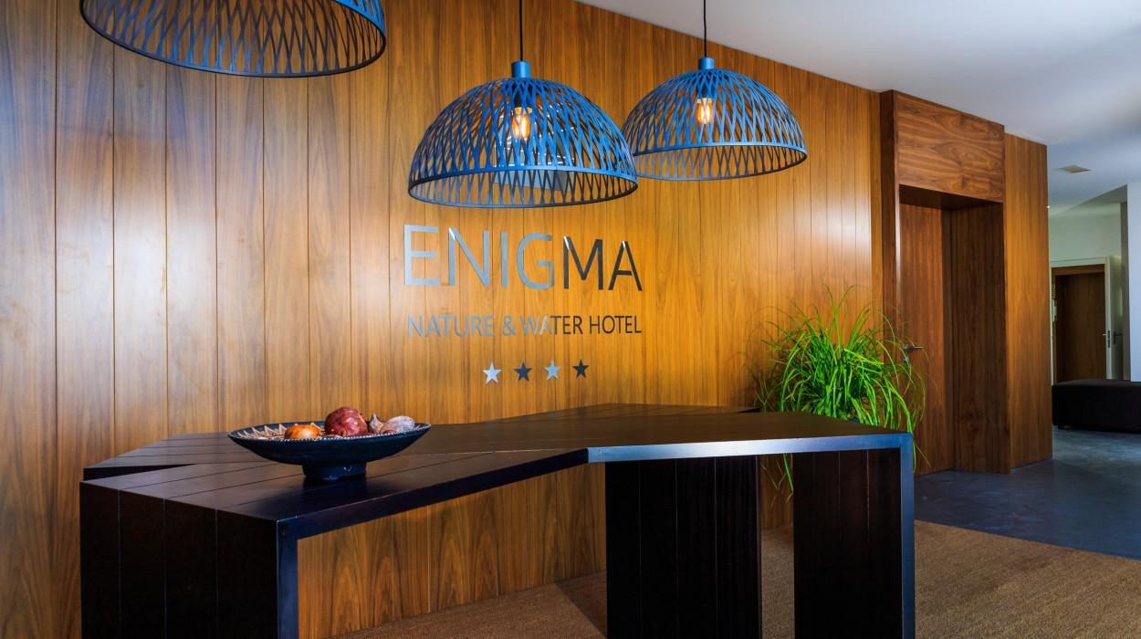 Enigma - Nature & Water Hotel