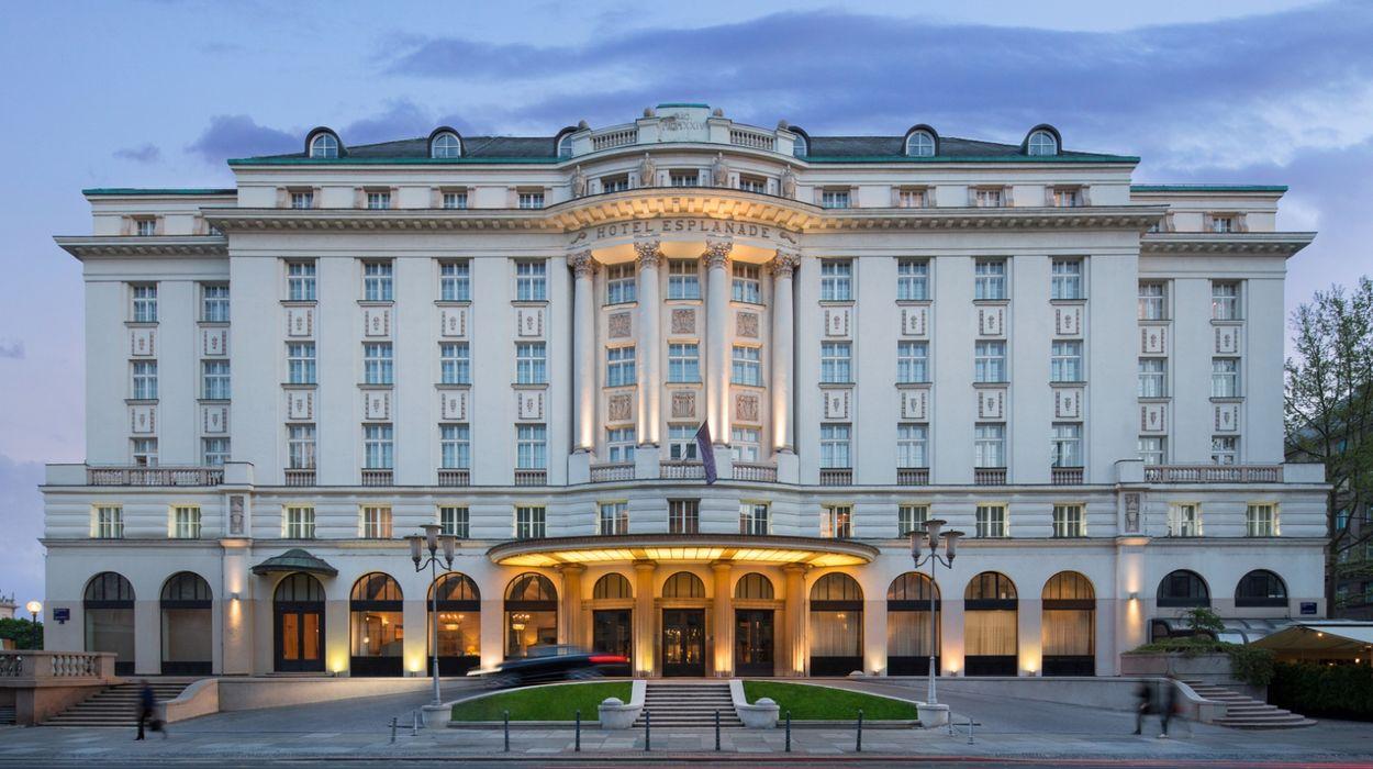 Esplanade Zagreb Hotel In Zagreb Zagreb Region