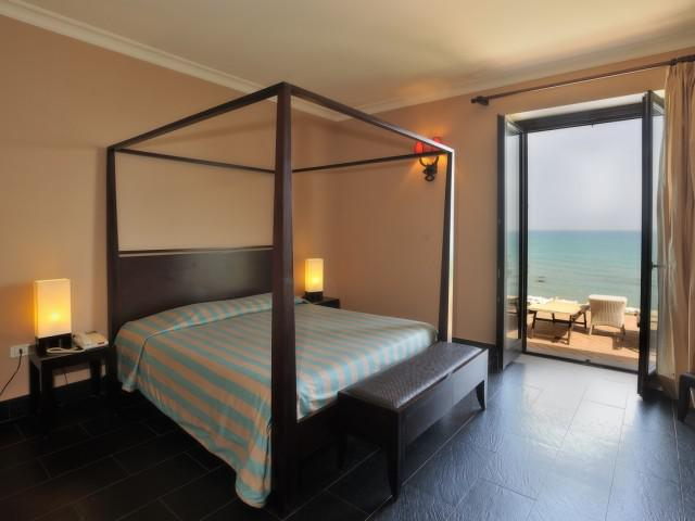 Superior double room sea view