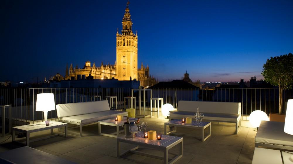 Eurostars sevilla boutique in seville andalusia for Hotel eurostar sevilla