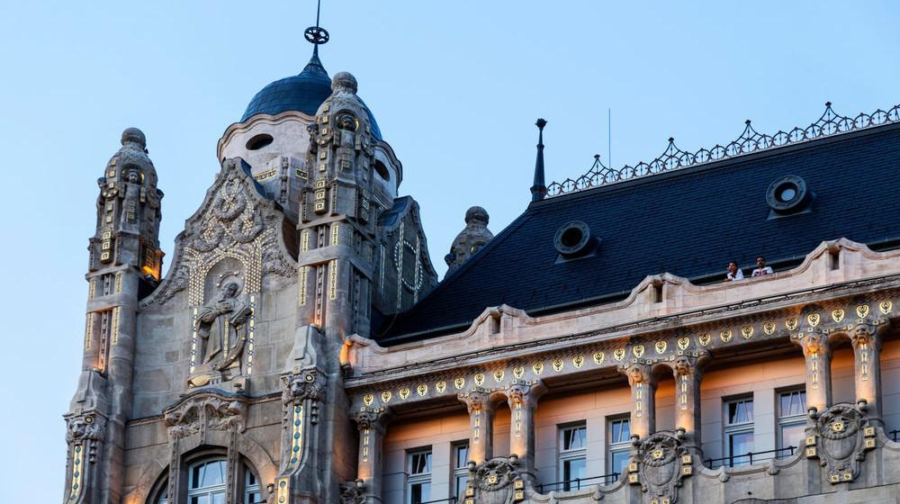 Gresham Palace Hotel Budapest