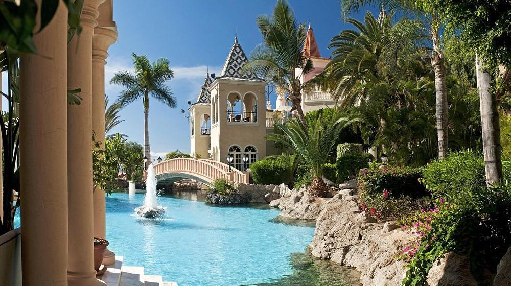 Gran hotel bahia del duque resort in tenerife canary islands - Gran bahia del duque hotel ...