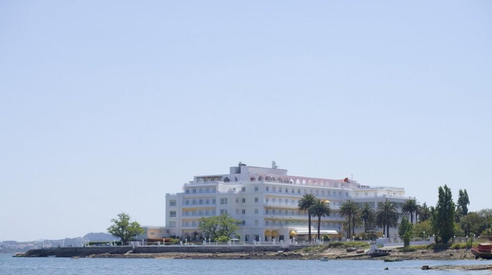 Eurostars gran hotel la toja in isla de la toja galicia for Hotel luxury la toja