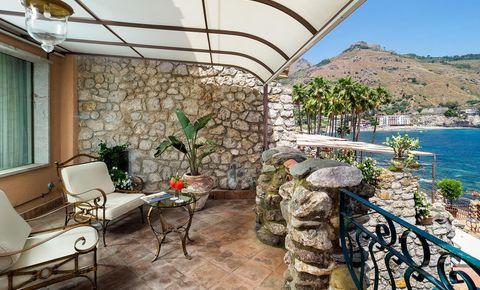 Grand Hotel Atlantis Bay In Taormina Sizilien