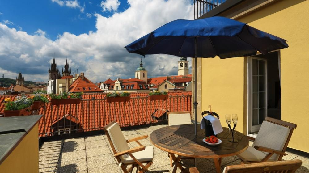 Grand hotel bohemia in prague prague region for Grand hotel bohemia prague reviews