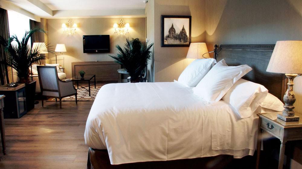 Grand hotel don gregorio in salamanca castile leon - Don gregorio salamanca ...