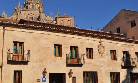 Hotel di lusso a salamanca alberghi di charme e spa for Palazzo in stile messicano