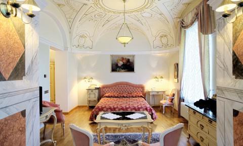 Hotel di lusso a levico terme alberghi di charme e spa for Palazzo in stile messicano