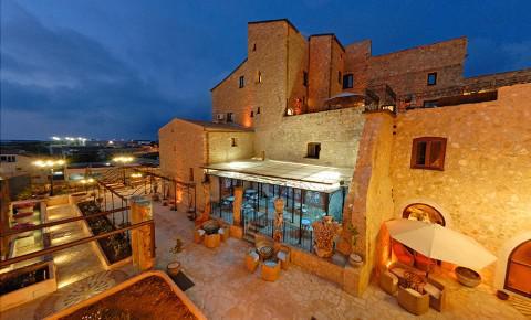 Hotel di lusso a alcamo alberghi di charme e spa for Palazzo in stile messicano