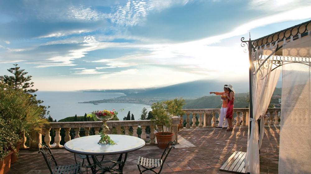 Belmond grand hotel timeo taormine sicile - Chambre timeo ...