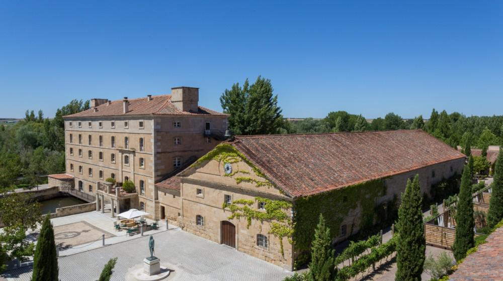 Hacienda Zorita Wine Hotel Amp Spa A Valverd 243 N Castiglia E Leon