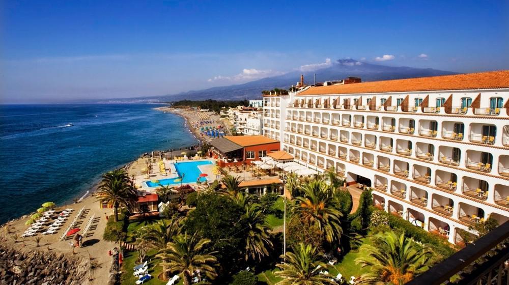 Hilton Giardini Naxos In Giardini Naxos Sicily